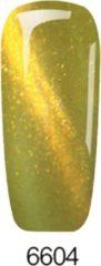 Purplebox Soak-off UV Gel Polish 6604 olijf/geel