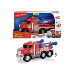 Dickie Toys Auto Sleepwagen 31.5cm Licht en Geluid