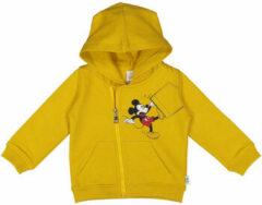 Gele Sweater Melby 20D2030DN