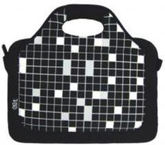Zwarte Ecat ECCHSHD14 Chess handle sleeve 14,1 inch, black