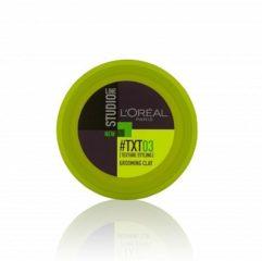 L'Oréal Paris L'Oréal Studio Line Texture Styling #TXT 03 Grooming Clay 75 ml