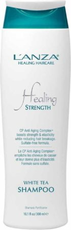 Afbeelding van L'Anza - Healing Strength - White Tea Shampoo - 250 ml