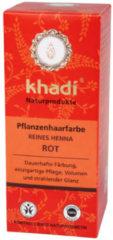 Khadi Plantaardige haarkleuring00 g, Hennarood 100 g