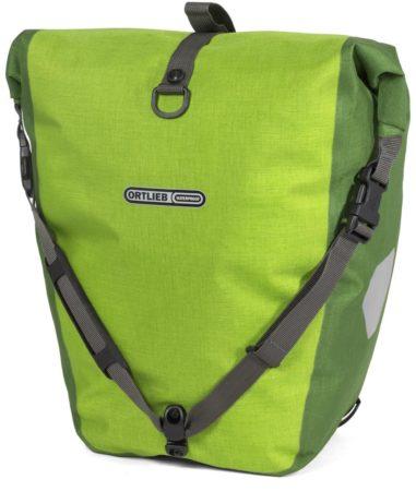 Afbeelding van Zwarte Ortlieb tassenset achter back roller plus F5204 granit black