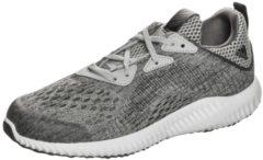 Adidas ALPHABOUNCE EM Laufschuh Kinder grau-weiß