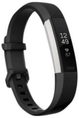Fitbit, Inc Fitbit Alta HR - Edelstahl - Aktivitätsmesser mit Band FB408SBKS-EU