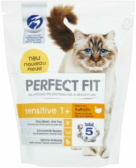 Perfect Fit Sensitive - Kalkoen - Kattenvoer - 1.4 kg