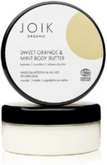 JOIK Zoete Sinaasappel en Mint Body Butter PET-pot (150 ml)