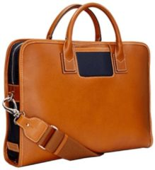 Travelteq Briefcase Messenger cognac/navy