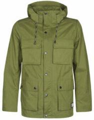 Groene Kleding 4 Pocket Military Jacket With Fabric Mix by Scotch & Soda