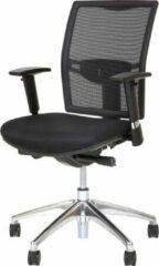 Zwarte RoomForTheNew Bureaustoel 121 - Bureaustoel - Office chair - Office chair ergonomic - Ergonomische Bureaustoel - Bureaustoel Ergonomisch - Bureaustoelen ergonomische - Bureaustoelen voor volwassenen - Bureaustoel ARBO - Gaming stoel - Thuiswerken