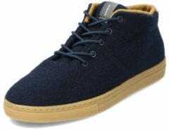 Baabuk - Sky Wooler - Sneakers maat 46, blauw/beige
