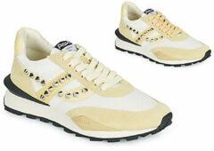 Ash Dames Lage sneakers Spider Stud - Geel - Maat 41