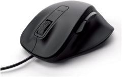 Hama MC-500 muis USB Optisch 1200 DPI Rechtshandig Zwart