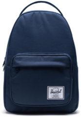 Herschel Supply Co. Dagrugzak Miller Roll 15 Inch Blauw