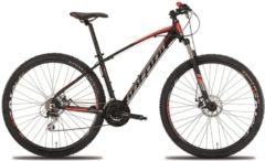 Montana Bike 29 ZOLL MOUNTAINBIKE 24 GANG MONTANA URANO MTB Hardtail Herren schwarz