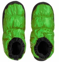 Groene Nordisk - Mos Down Shoes - Hutpantoffels maat XS groen/zwart/olijfgroen