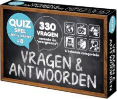Puzzles & Games Vragen & Antwoorden #8 - Trivia Quiz en Aanvulset