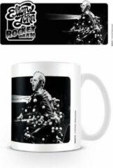 Merkloos / Sans marque ELTON JOHN - Mug - 315 ml - Rocket Man Glam