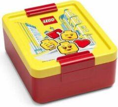 Set van 2 - Lunchbox Iconic Girl, Rood - LEGO