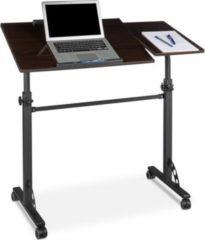 Relaxdays Laptoptisch groß Premium XXL