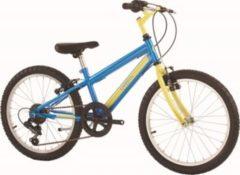 20 Zoll Jungen Mountainbike 6 Gang Orbita... blau