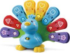 Blauwe VTech Preschool Verenpret Pauw