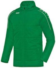 Coachjacke Classico in sportlichem Design 7150-08 Jako Sportgrün