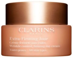 Clarins Extra Firming Jour Wrinkle Control Firming Day Cream Dagcrème TP 50 ml