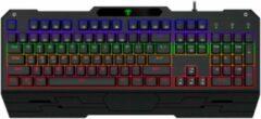 T-Dagger TGK 301 Battleship RGB Mechanisch Gaming Toetsenbord Ergonomisch QWERTY toetsenbord met Anti-Ghosting toetsen | Gaming keyboard met RGB verlichting