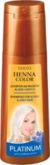 2 x Venita HENNA COLOR Kleurbeschermende Shampoo voor Platinum / Blond Haar 250ml