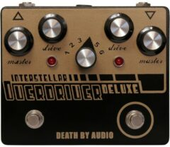 Death By Audio Interstellar Overdriver Deluxe overdrive / fuzz