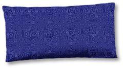 Hip Zusatzkissenbezug Grande Satin HIP blau-weiß