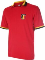 Rode Holland Belgie Polo / T-shirt Eigen Naam -L