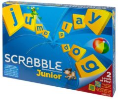Mattel Games Scrabble Junior - Kinderspel