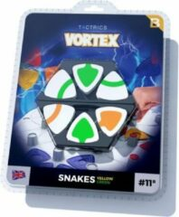Tactrics 11b Snakes Yellow groen Basic