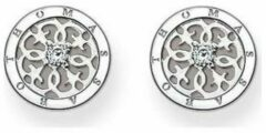 Witte Thomas Sabo 925 sterling zilver sterling zilver Zirconia One Size 87171728