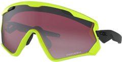 Oakley Wind Jacket 2.0 Sonnenbrille - Gelb
