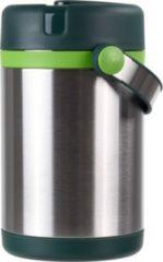 EMSA Mobility Isolier Speisegefäß 1,7 L Edelstahl/grün-hellgrün