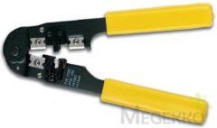 Velleman Krimptang Voor Modulaire Connectoren 4P2C, 4P4C (Rj10)