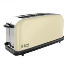 Rode Russell Hobbs Colours Classic Cream Long Shot broodrooster 21395-56