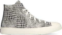 Converse Meisjes Hoge sneakers Chuck Taylor All Star Wordmark - Zwart - Maat 35