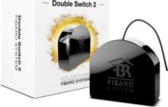 Fibaro Relais Unterputzeinsatz 2 Schalter a 1.5kW - Z-Wave