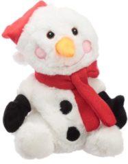 Kersenpitkussen sneeuwpop kerst - Puckator