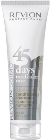 Afbeelding van Postquam Revlonissimo Color Care Shampoo And Conditioner 2 In 1 For Stunning Highlights 275ml