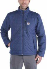 Carhartt - Gilliam Jacket - Synthetisch jack maat S, blauw