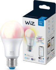 WiZ Lamp - Slimme LED-Verlichting - Gekleurd en Wit Licht - E27 - 60 W - Mat - Wi-Fi