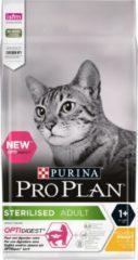 Purina Pro Plan Original Adult 1+ - Rijk aan Kip - Kattenvoer - 1,5 kg