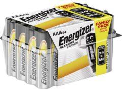 AAA batterij (potlood) Energizer Power LR03 Alkaline 1.5 V 24 stuk(s)