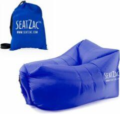 Donkerblauwe SeatZac Chill Bag zitzak Donker Blauw